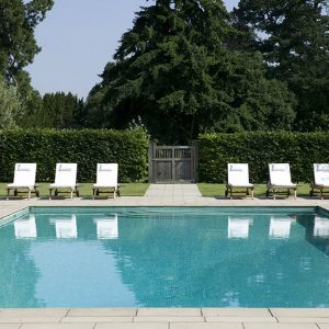 00750696-Fagus-beech-hedge-screen-formal-modern-design-estate-Pool-garden-landscape