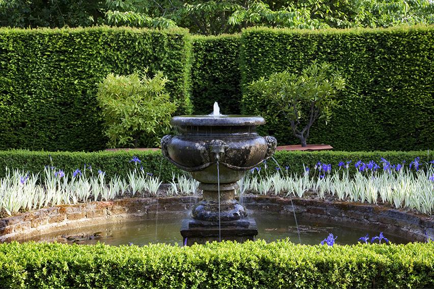 01058883-Buxus-Taxus-estate-English-park-public-fountain