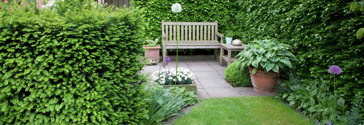Country garden ideas to create country style gardens.