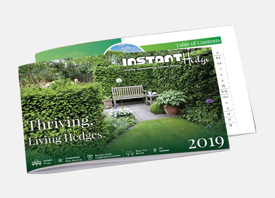 instanthedge catalog