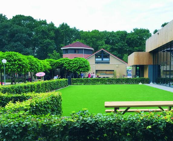 Commercial ( Company ) Garden