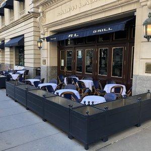 Portuguese laurel containers Chicago Ralph Lauren May 2019 (2)